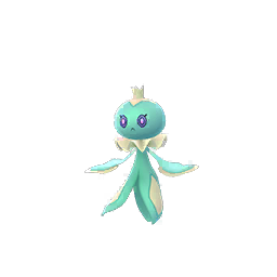 Sprite mâle chromatique de Viskuse - Pokémon GO