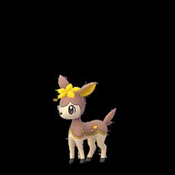 Sprite  de Vivaldaim - Pokémon GO