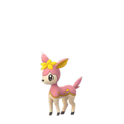 Modèle de Vivaldaim - Pokémon GO