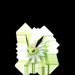 Sprite chromatique de Voltali - Pokémon GO