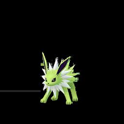 Fiche de Voltali - Pokédex Pokémon GO