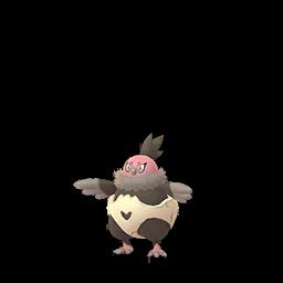 Sprite  de Vostourno - Pokémon GO