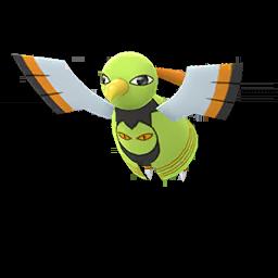 Sprite femelle chromatique de Xatu - Pokémon GO