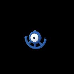 Pokémon zarbi-lettre-u-s
