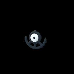 Pokémon zarbi-lettre-u
