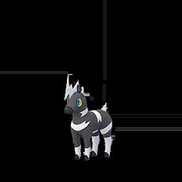 Sprite  de Zébibron - Pokémon GO