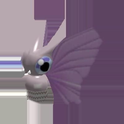 Sprite de Aéromite - Pokémon Rumble Rush