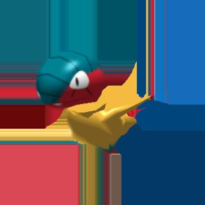 Sprite de Aéroptéryx - Pokémon Rumble Rush