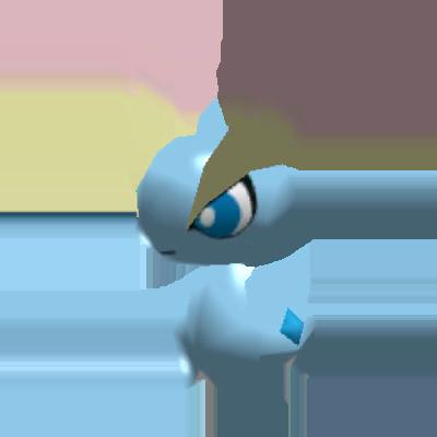 Fiche Pokédex de Amagara Pokémon Rumble Rush