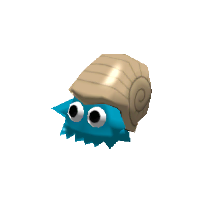 Sprite de Amonita - Pokémon Rumble Rush