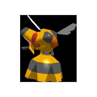 Sprite de Apireine - Pokémon Rumble Rush