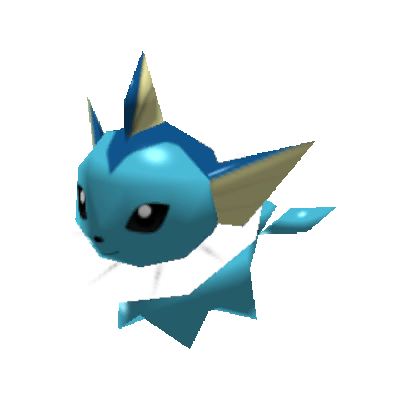 Sprite de Aquali - Pokémon Rumble Rush