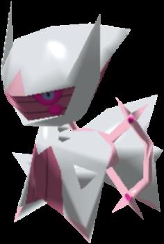 Fiche Pokédex de Arceus (Fée) Pokémon Rumble Rush