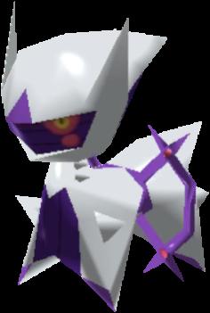 Fiche Pokédex de Arceus (Spectre) Pokémon Rumble Rush