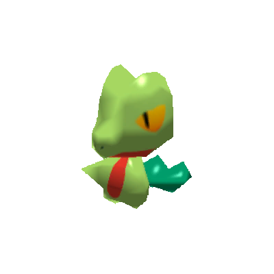 Sprite de Arcko - Pokémon Rumble Rush