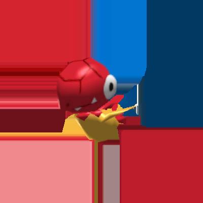 Sprite de Arkéapti - Pokémon Rumble Rush