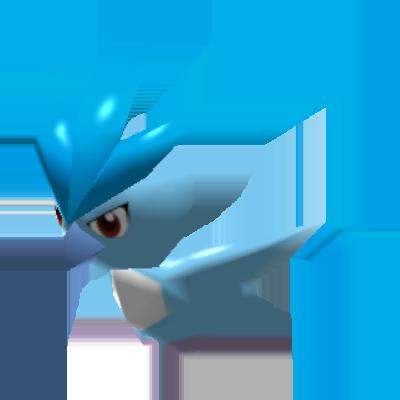 Fiche Pokédex de Artikodin Pokémon Rumble Rush