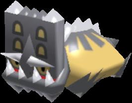 Fiche Pokédex de Bastiodon Pokémon Rumble Rush