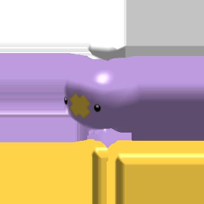 Sprite de Baudrive - Pokémon Rumble Rush