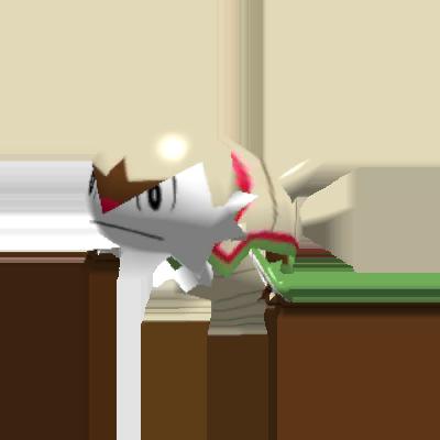 Fiche Pokédex de Blindépique Pokémon Rumble Rush