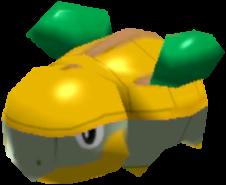 Fiche Pokédex de Boskara Pokémon Rumble Rush