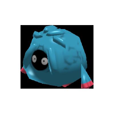 Sprite de Bouldeneu - Pokémon Rumble Rush