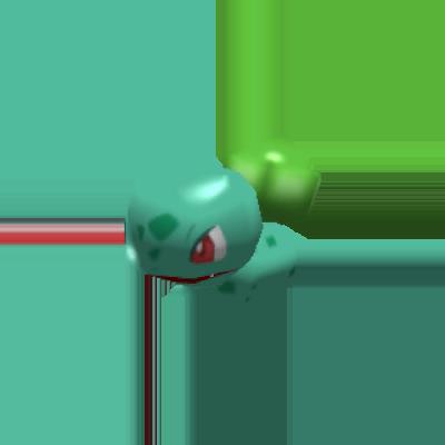 Fiche Pokédex de Bulbizarre Pokémon Rumble Rush