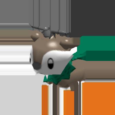 Sprite de Cabriolaine - Pokémon Rumble Rush