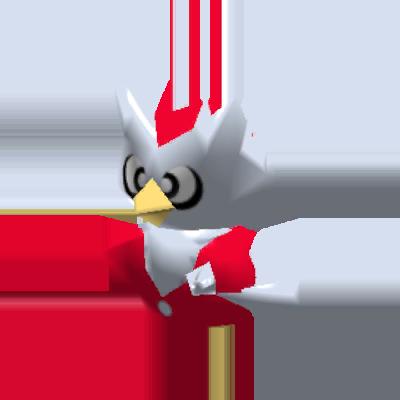 Fiche Pokédex de Cadoizo Pokémon Rumble Rush