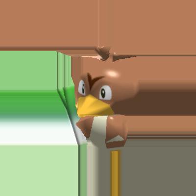 Sprite de Canarticho - Pokémon Rumble Rush