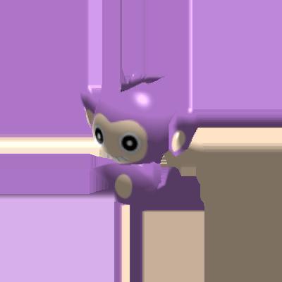 Fiche Pokédex de Capumain Pokémon Rumble Rush