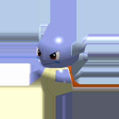 Sprite de Carabaffe - Pokémon Rumble Rush