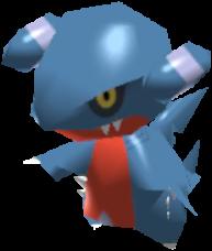 Sprite de Carmache - Pokémon Rumble Rush