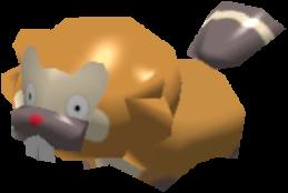 Fiche Pokédex de Castorno Pokémon Rumble Rush