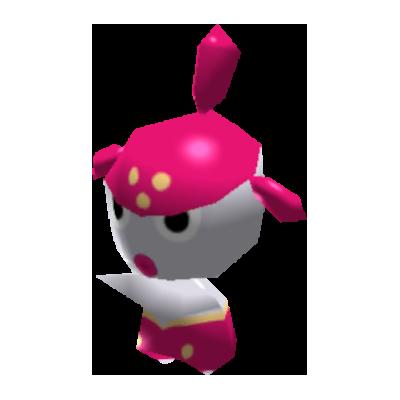 Sprite de Charmina - Pokémon Rumble Rush
