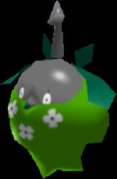 Sprite de Cheniselle (Plante) - Pokémon Rumble Rush