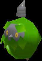 Fiche Pokédex de Cheniti (Plante) Pokémon Rumble Rush