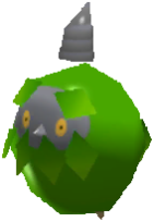 Sprite de Cheniti (Plante) - Pokémon Rumble Rush