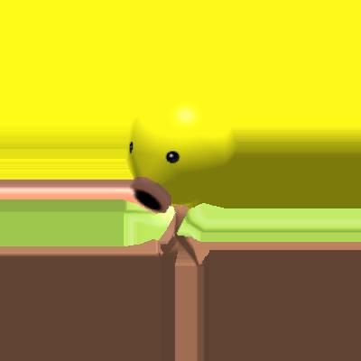 Sprite de Chétiflor - Pokémon Rumble Rush
