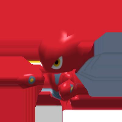 Sprite de Cizayox - Pokémon Rumble Rush