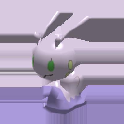 Fiche Pokédex de Colimucus Pokémon Rumble Rush