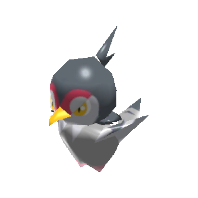 Fiche Pokédex de Colombeau Pokémon Rumble Rush