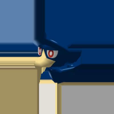 Sprite de Cornèbre - Pokémon Rumble Rush