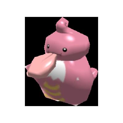 Sprite de Coudlangue - Pokémon Rumble Rush