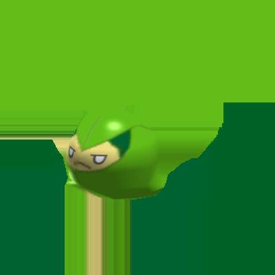 Sprite de Couverdure - Pokémon Rumble Rush