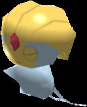 Fiche Pokédex de Créhelf Pokémon Rumble Rush