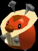 Sprite de Crikzik - Pokémon Rumble Rush