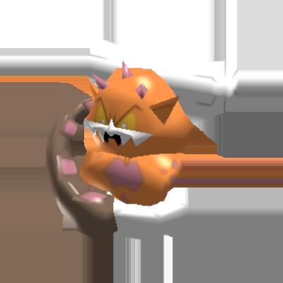 Fiche Pokédex de Démétéros (Avatar) Pokémon Rumble Rush
