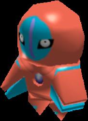 Sprite de Deoxys (Défense) - Pokémon Rumble Rush