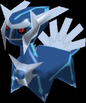 Sprite de Dialga - Pokémon Rumble Rush